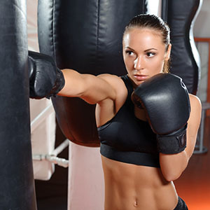 Fitness Boxing Classes