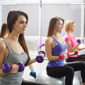 Cardio Strength Fusion Classes