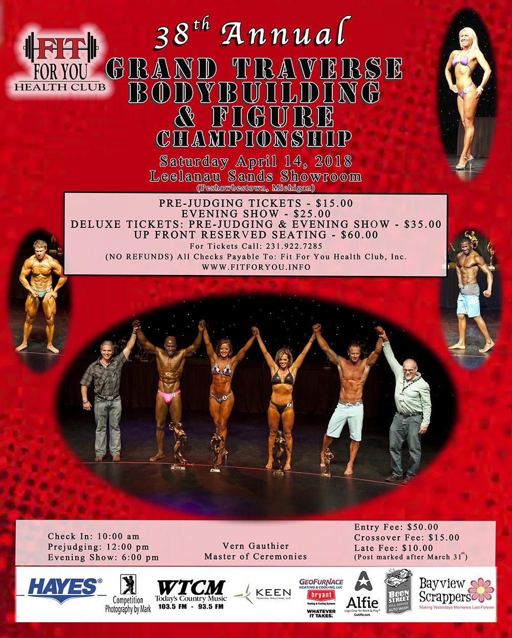 Grand Traverse Bodybuilding & Figure Championship