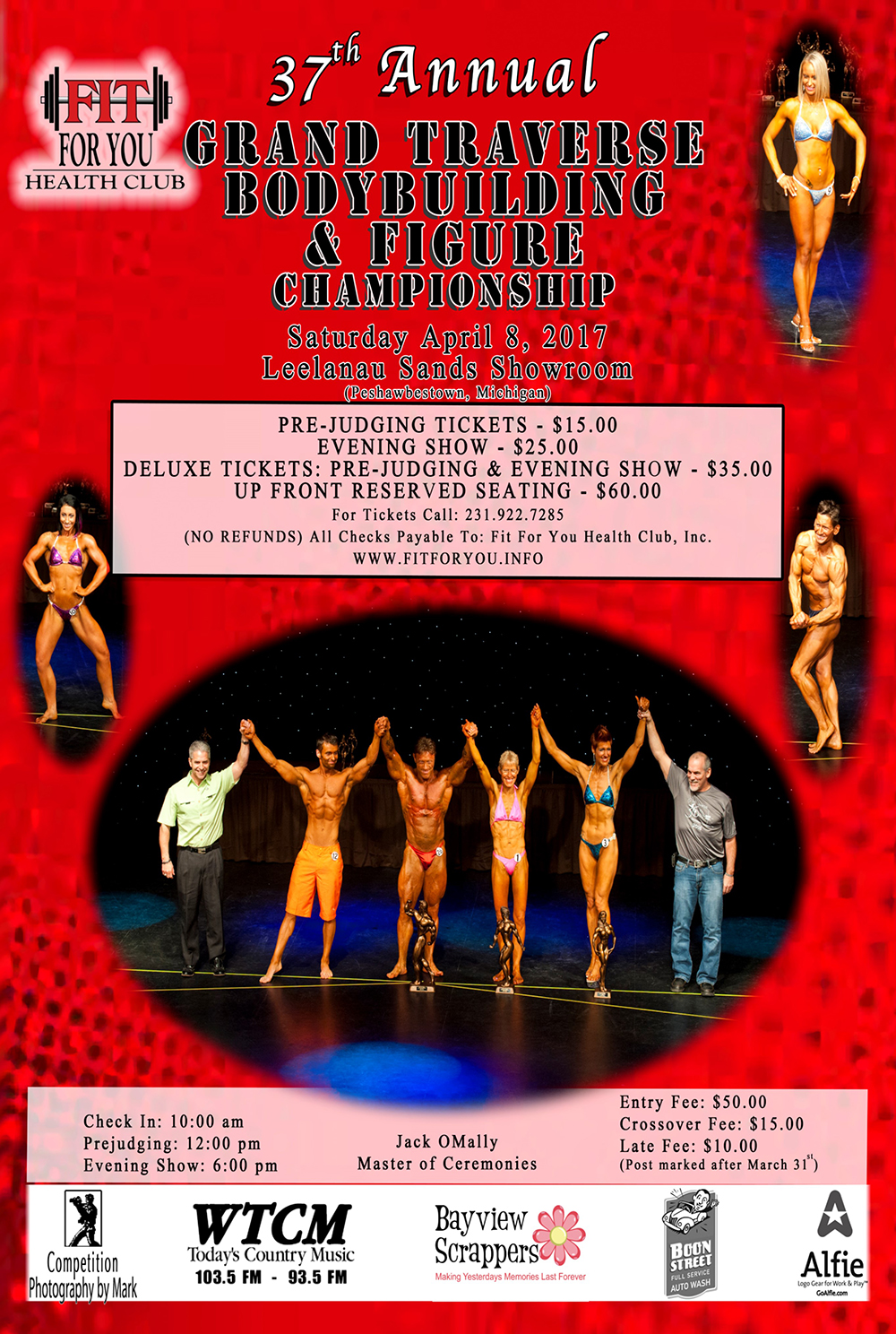 Grand Traverse Bodybuilding & Figure Championship