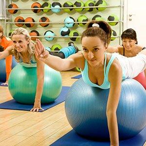 Balance & Boards Fitness Class