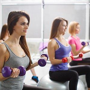 Cardio Strength Fusion Classes