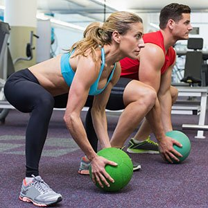 Functionally Toned Group Fitness Classes