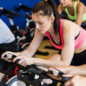 Spin & Sculpt Group Exercise Class