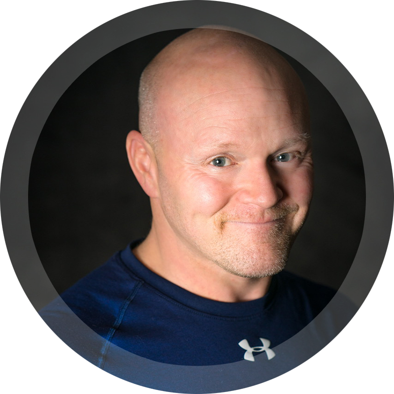 Certified Personal Trainer - Jon Nickels